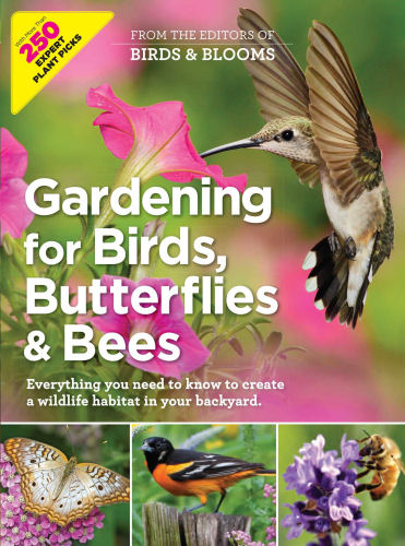 Gardening for Birds, Butterflies and Bees