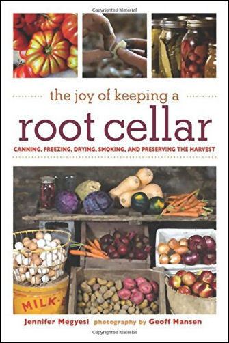 Joy of Keeping a Root Cellar